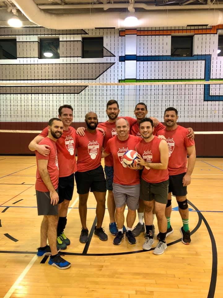 Team Trees - Fall 2019 Nellie's Sports Bar Division 4 Champions