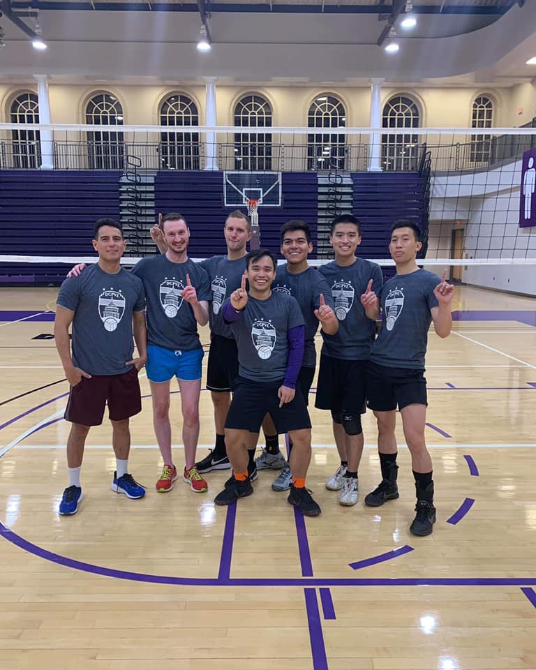 Team Ignacio - Fall 2019 Dragon's Breath Yoga Division 2 Champions