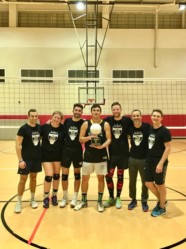 Number Nine - Fall 2018 Advanced Division Champions