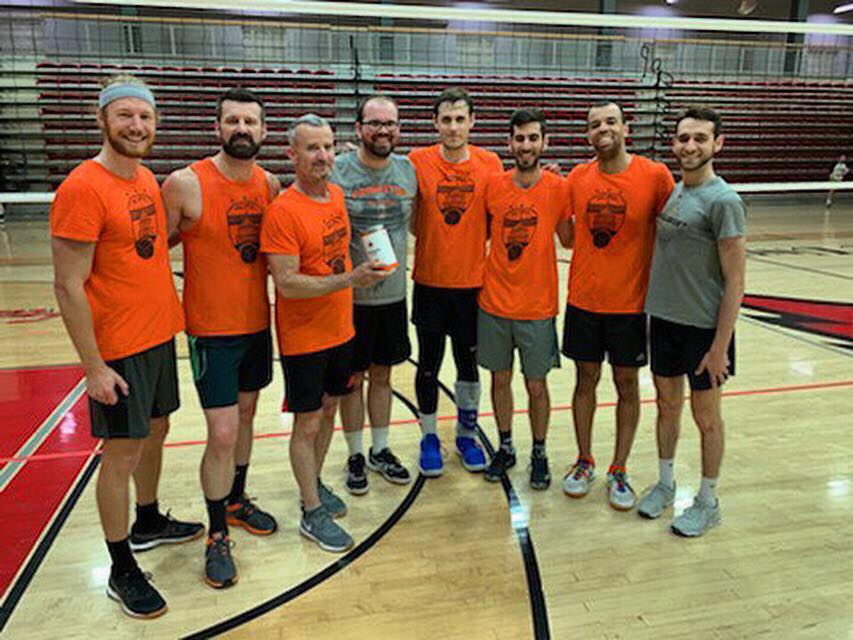 Compass Coffee - Spring 2019 Advanced Division Champions