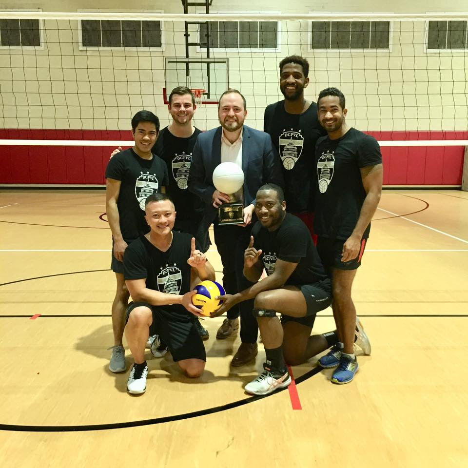 Dew Drop Inn - Fall 2018 Intermediate Division Champions